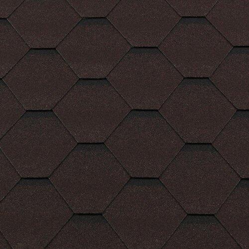 Roofshield №2: Коричневый с оттенением