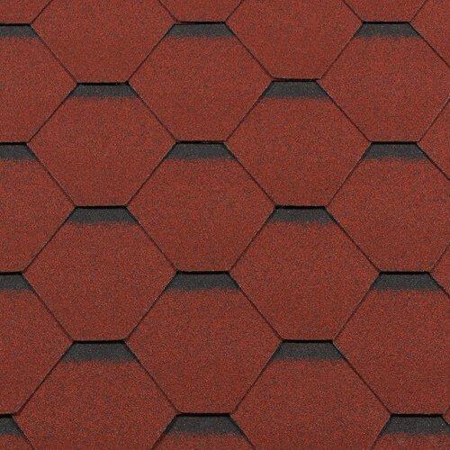 Roofshield №9: Красный с оттенением