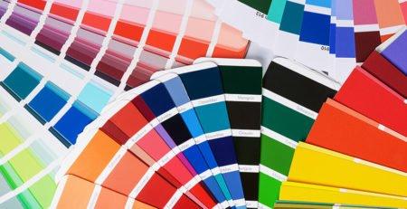 Выбор цвета металлочерепицы RAL