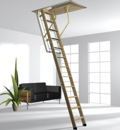 Чердачные лестницы Roto Cadet