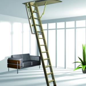 Чердачные лестницы Roto Esca