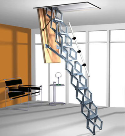 Чердачные лестницы Roto Exclusive