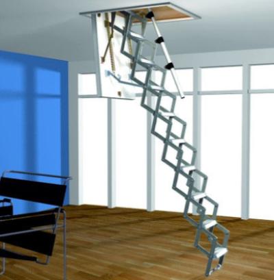 Чердачные лестницы Roto Mini