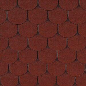 Roofshield Готик №31: Красный