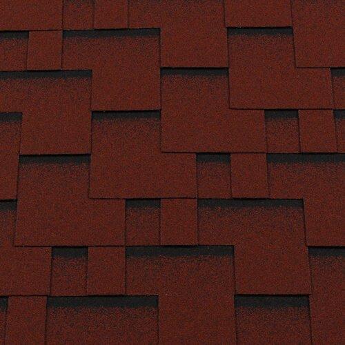 Roofshield №21: Красный с оттенением