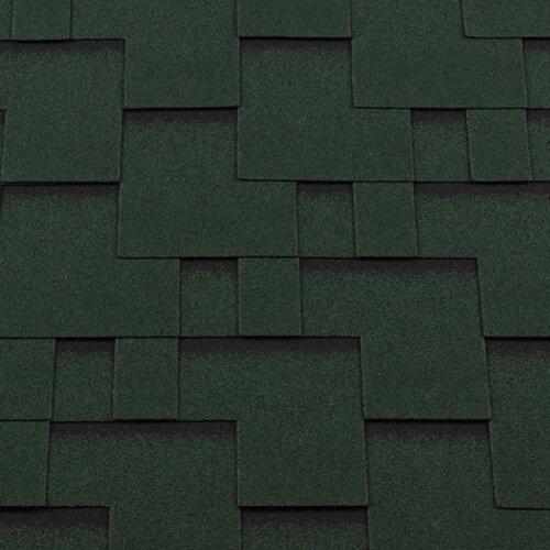 Roofshield №22: Зелёный с оттенением