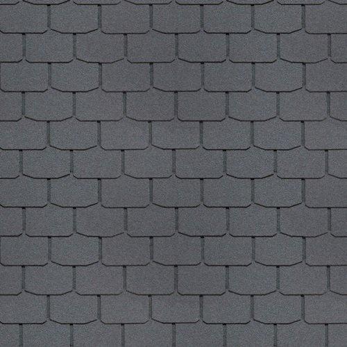 Döcke Simple Крона Серый