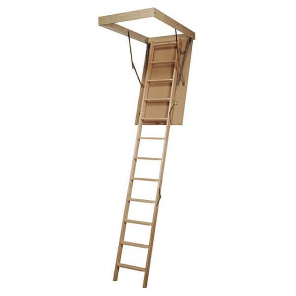 Потолочная чердачная лестница DOLLE Euroiso
