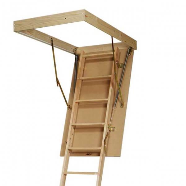 Лестница на чердак DOLLE Euroiso