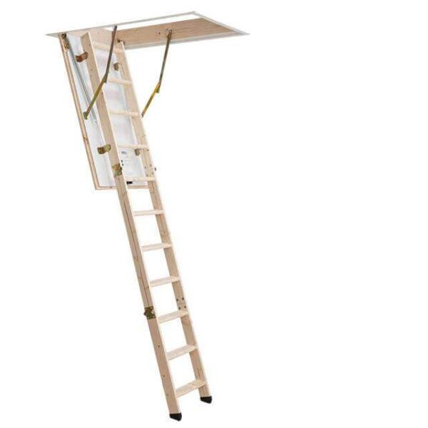Раскладная чердачная лестница DOLLE SW36
