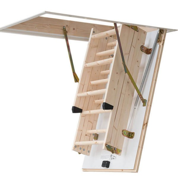 Складная лестница на чердак DOLLE SW36