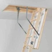 Чердачная лестница DOLLE SW56 с тёплым люком