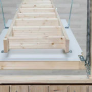 Мансардная лестница DOLLE SW56