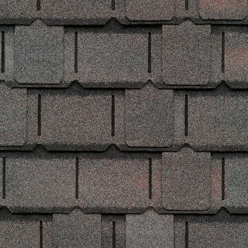 GAF Camelot Williamsburg Slate