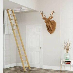 Утеплённая чердачная лестница DOLLE CF76 clickFIX